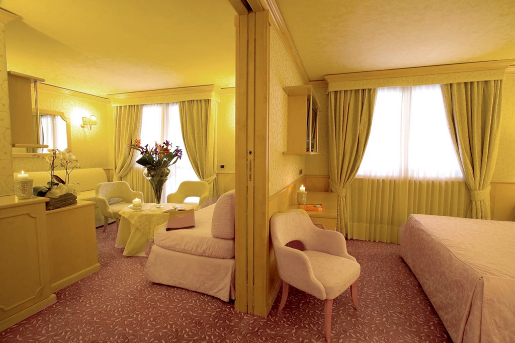 Hotel Spinale - Junior Suite