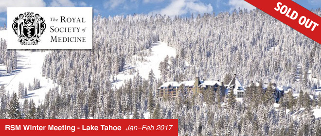 RSM Winter Meeting - Lake Tahoe